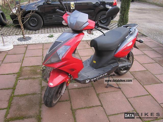 2008 Rieju  Tauris Samba 50 Motorcycle Scooter photo
