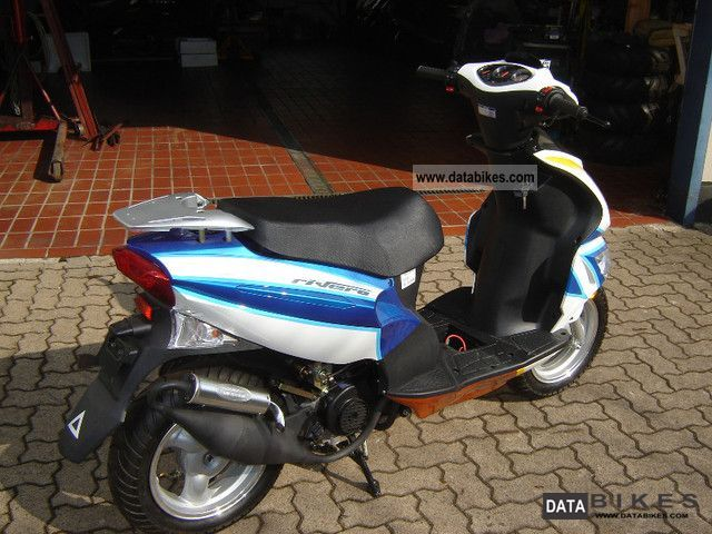 2011 Rivero  SP54 Motorcycle Scooter photo
