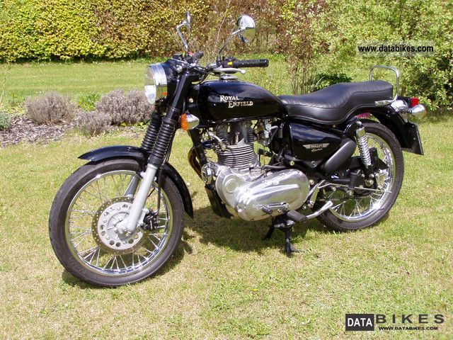 2007 Royal Enfield  500 Bullet Electra Motorcycle Motorcycle photo