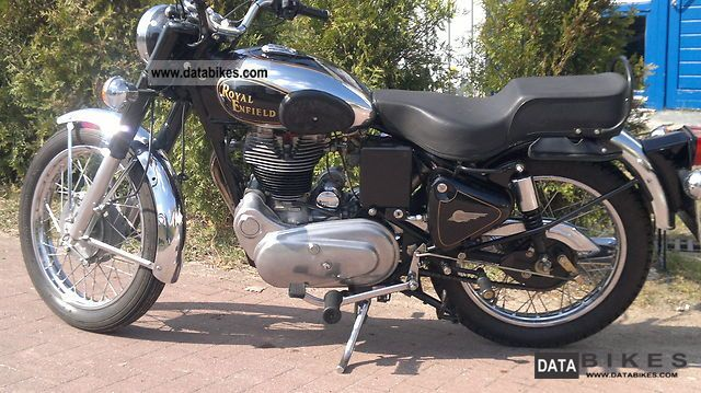 2004 Royal Enfield  Bullet 500 Deluxe Motorcycle Motorcycle photo