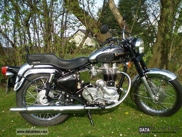 1998 Royal Enfield  Bullet 350 Motorcycle Motorcycle photo