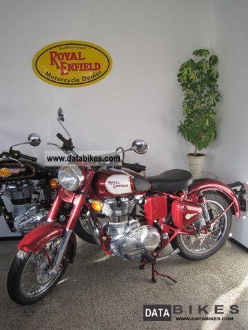 2011 Royal Enfield  Bullet 500 Classic Motorcycle Naked Bike photo