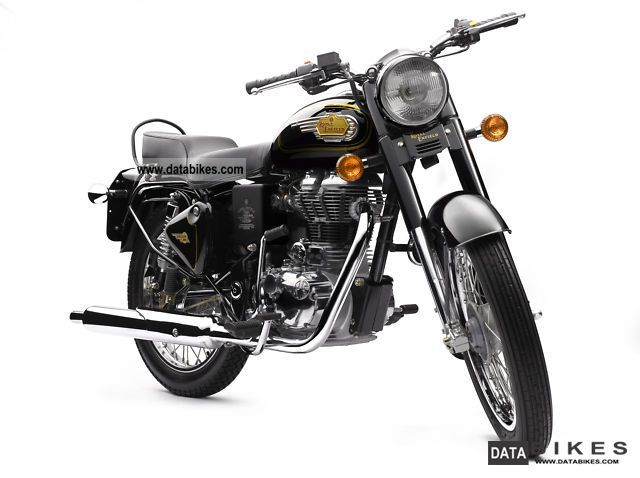 2011 Royal Enfield  Bullet 500 standard EFI Motorcycle Motorcycle photo
