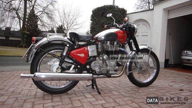 2000 Royal Enfield  Bullet 500 Motorcycle Motorcycle photo