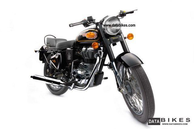 2011 Royal Enfield  Bullet 500 EFI standard Motorcycle Tourer photo