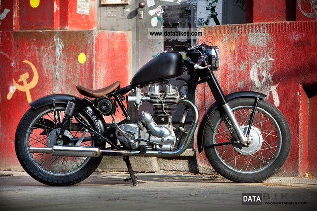 2007 Royal Enfield  Bullet 500 Standard Conversion Motorcycle Other photo
