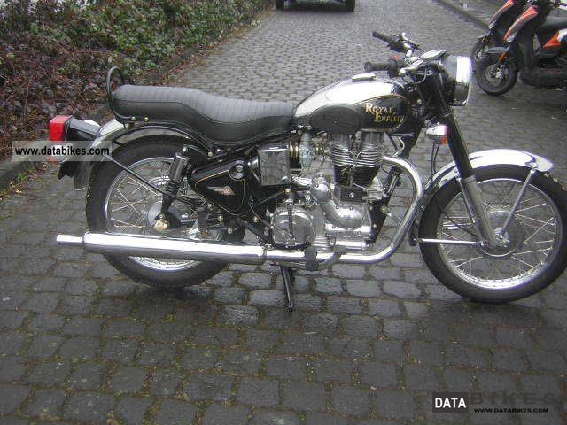 2011 Royal Enfield  Bullet 500 Deluxe 5-speed Motorcycle Naked Bike photo