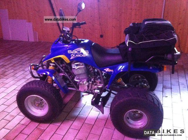 2005 Sachs  4-ROCK Motorcycle Quad photo