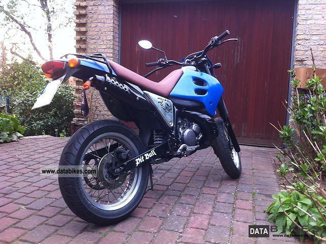 1999 Sachs  Currently, 125 Motorcycle Lightweight Motorcycle/Motorbike photo