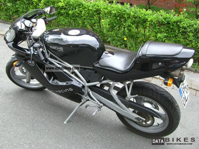 2004 Sachs  XTC Racing Motorcycle Lightweight Motorcycle/Motorbike photo