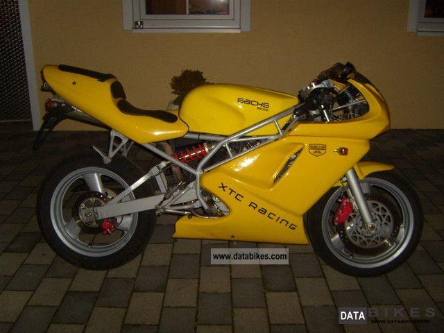 2005 Sachs  XTC 125 Motorcycle Lightweight Motorcycle/Motorbike photo