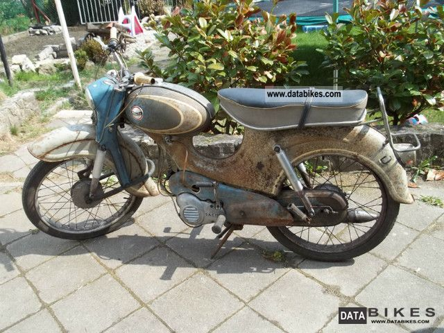 Sachs  MIELE K53 vintage 1960 Vintage, Classic and Old Bikes photo