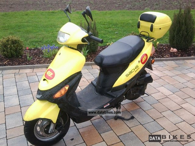 2005 Sachs  '49 Motorcycle Scooter photo