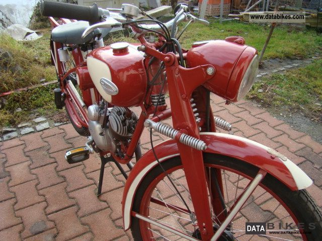 Sachs  Panter98 1955 Vintage, Classic and Old Bikes photo