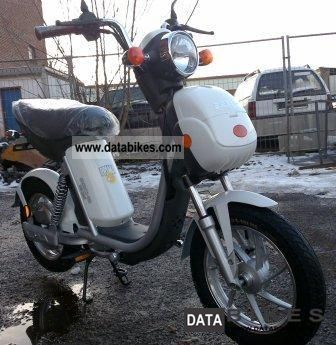 Sachs  Prima E, electric scooters, NEW, NEW! 2011 Electric Motorcycles photo