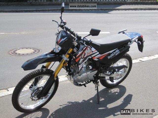 2011 Sachs  ZX Enduro Motorcycle Enduro/Touring Enduro photo
