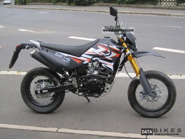 2011 Sachs  Supermoto Motorcycle Super Moto photo