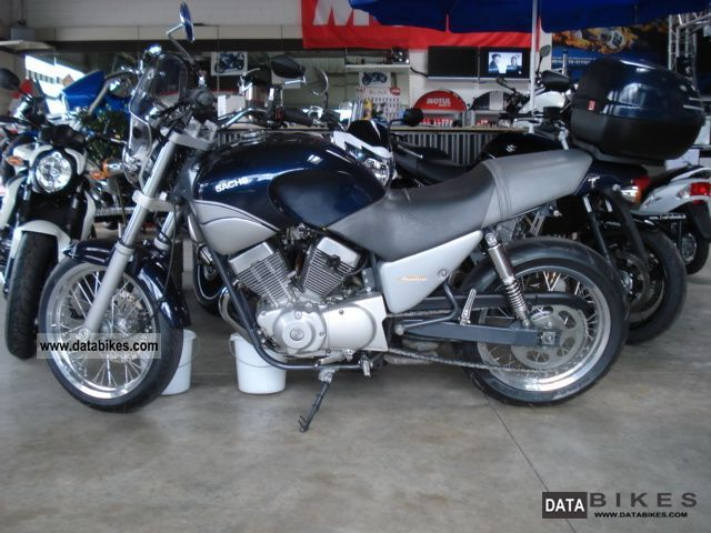 1999 Sachs  125 V Roadster Motorcycle Chopper/Cruiser photo