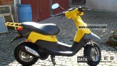Sachs  Squab 1996 Scooter photo