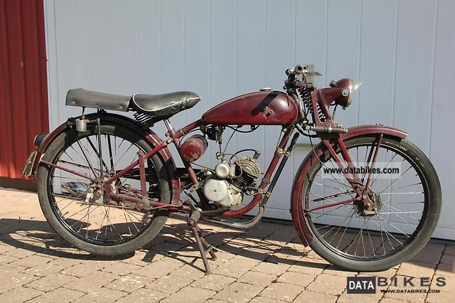 Sachs  Express 1937 Vintage, Classic and Old Bikes photo