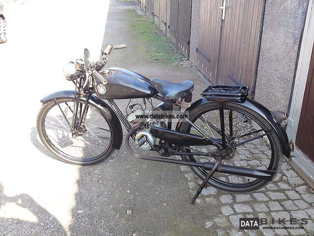 Sachs  Triumph 1943 Vintage, Classic and Old Bikes photo