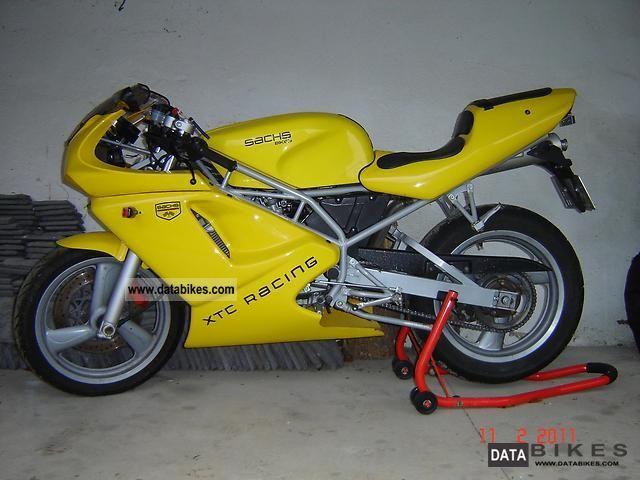 2006 Sachs  XTC 125 Racing Motorcycle Lightweight Motorcycle/Motorbike photo