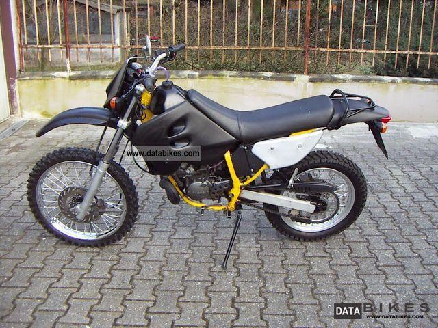 1999 Sachs  ZX 125 Motorcycle Enduro/Touring Enduro photo