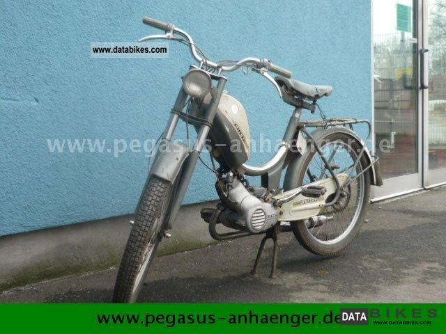 Sachs  Soloist Type: RS50MF 1966 Vintage, Classic and Old Bikes photo