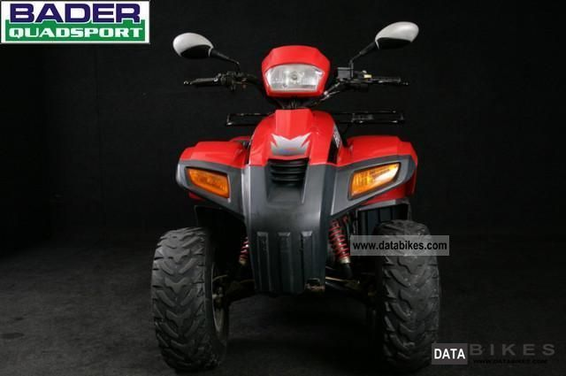 2004 Sachs  HELIX 100 * SPRIZIG WITH ELECTRIC START & REVERSE * Motorcycle Quad photo
