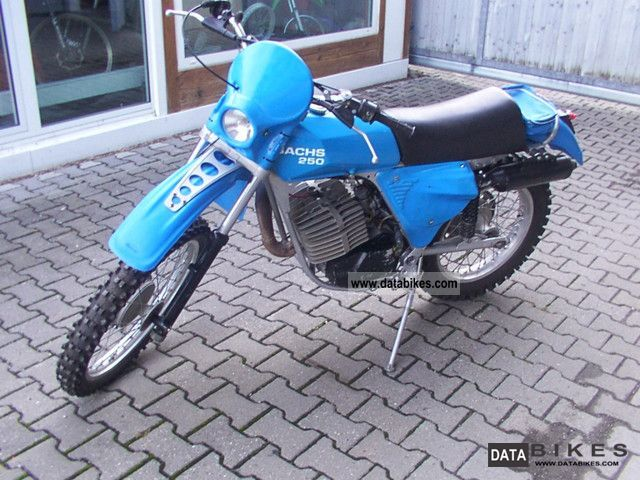 Sachs  Hercules GS 250 1978 Vintage, Classic and Old Bikes photo