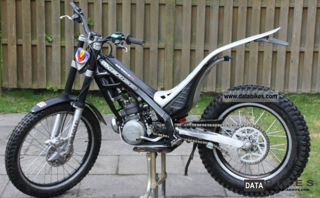 2007 Sherco  Trial 1:25 Motorcycle Motorcycle photo