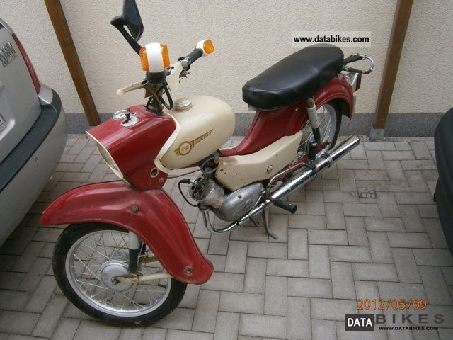 Simson  Star SR4-2 1970 Vintage, Classic and Old Bikes photo
