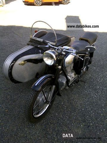 Simson  Awo 425 sports two fully restored with Stoye 1961 Vintage, Classic and Old Bikes photo