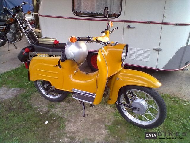 Simson  swallow 51/1 1978 Vintage, Classic and Old Bikes photo