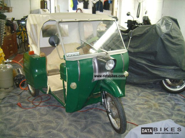 Simson  4.1 1972 Vintage, Classic and Old Bikes photo