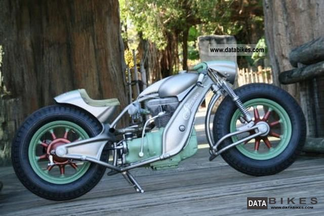 1960 Simson  425 SPORT Motorcycle Motorcycle photo