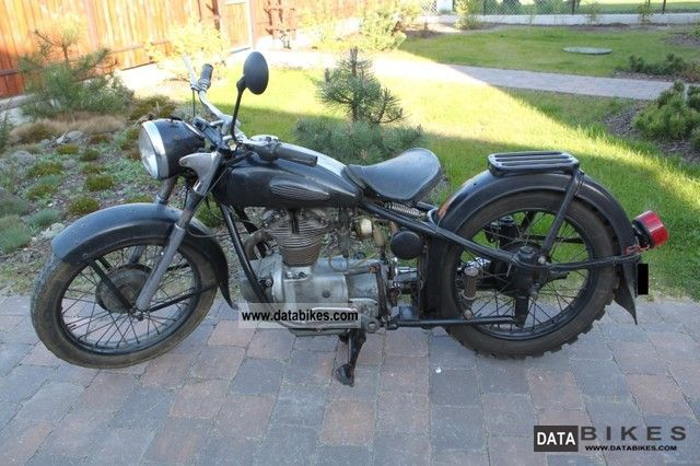 Simson  Awo 425 Tourist 1956 Vintage, Classic and Old Bikes photo