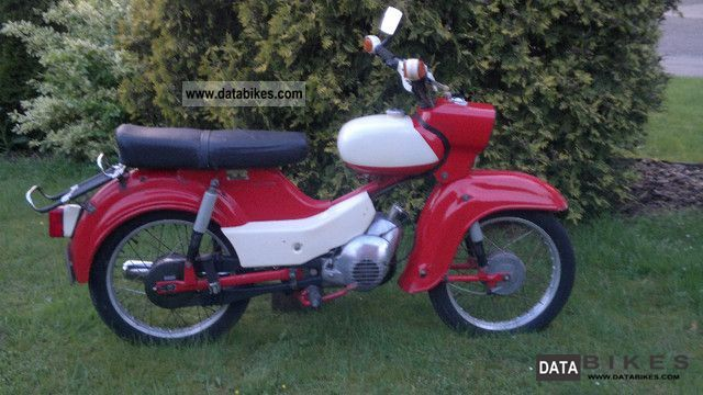 Simson  SR 4-2/1 STAR 1973 Vintage, Classic and Old Bikes photo