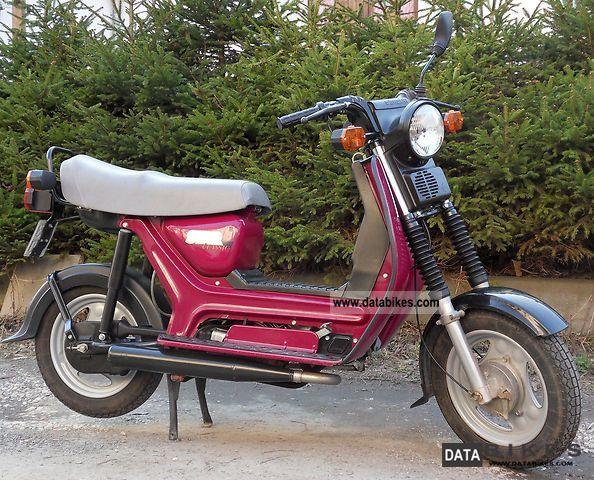 2005 Simson  SR50 Motorcycle Lightweight Motorcycle/Motorbike photo