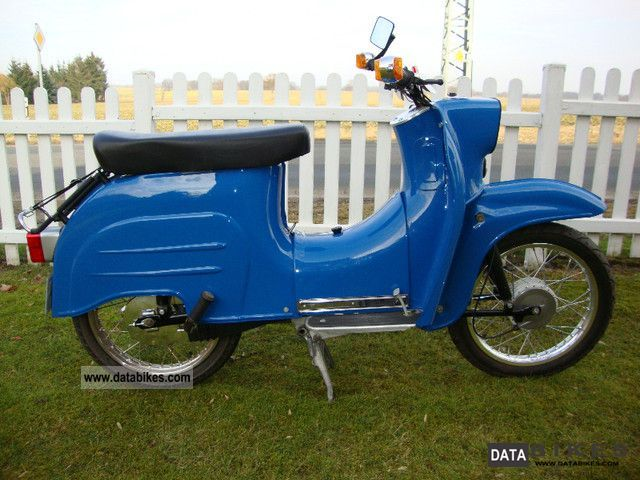 Simson  Schwalbe KR51 / 1 BJ 1969 Complete Restoration 1969 Vintage, Classic and Old Bikes photo