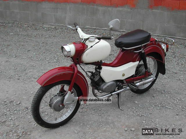 Simson  Sparrow SR4 / 1 1964 Vintage, Classic and Old Bikes photo