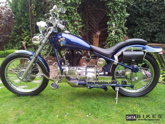 Simson  AWO 425 1958 Vintage, Classic and Old Bikes photo