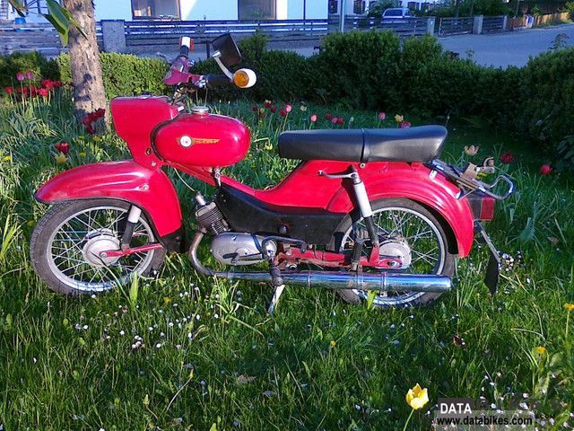 Simson  star 1970 Vintage, Classic and Old Bikes photo