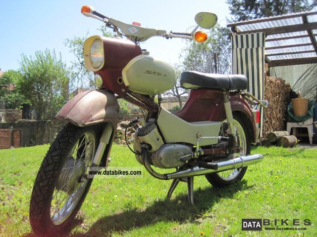 Simson  SR4 1965 Vintage, Classic and Old Bikes photo