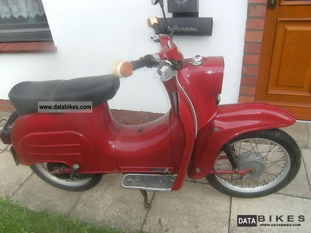 Simson  IFA swallow 1977 Vintage, Classic and Old Bikes photo