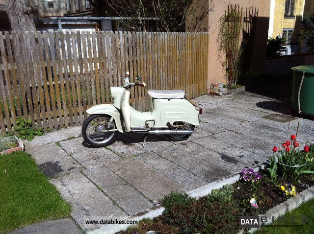 Simson  SCHWALBE 1964 Vintage, Classic and Old Bikes photo