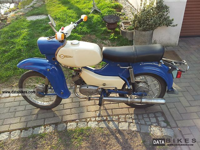 Simson  Sperber SR 4-3 * Rebuilding * 1970 Vintage, Classic and Old Bikes photo