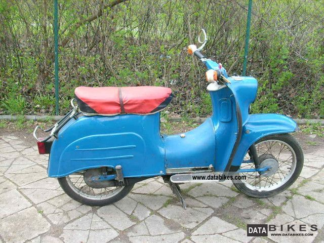 Simson  Swallow 1977 Vintage, Classic and Old Bikes photo