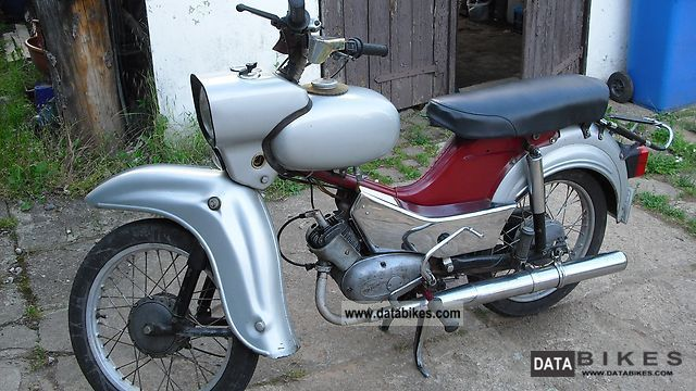 Simson  star 1978 Vintage, Classic and Old Bikes photo
