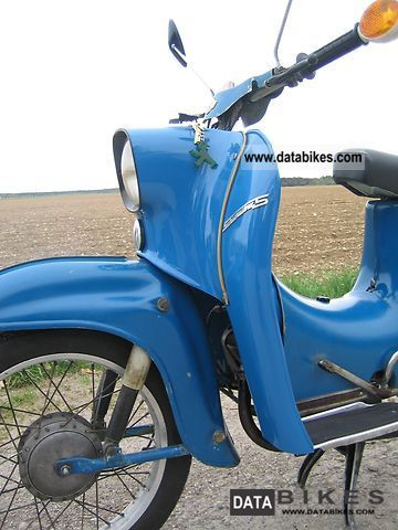 1971 Simson  Schwalbe KR51 / 1 in Munich Motorcycle Scooter photo